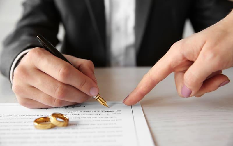 Услуги юриста по составлению брачного договора
