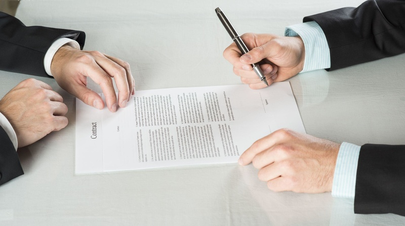 Подготовка договора